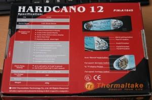 Коробка из под Thermaltake HARDCANO 12