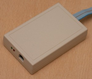 JTAG ICE USB программатор в сборе
