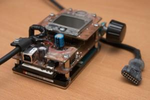 Mazda MP3 Player со штекером