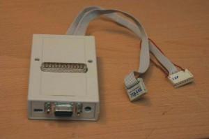 JTAG ICE и ISP программатор в сборе