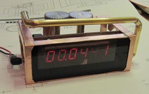 Часы Стимпанк