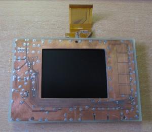 Клавиатура плеера